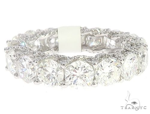 Diamond Engagement Eternity Band 65058 Engagement