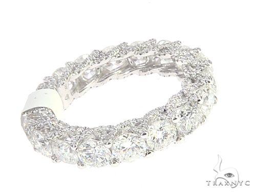 Diamond Engagement Eternity Band 65060 Wedding Band