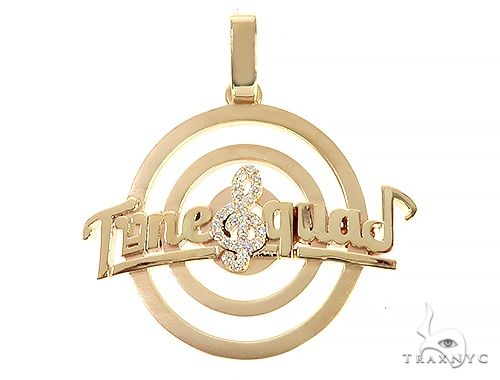 Custom Made Tune Squad Pendant 65518 Metal