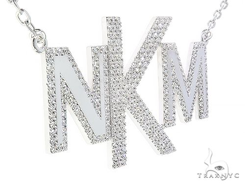 Custom Made NKM Pendant 65530 Metal