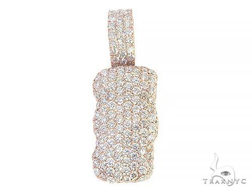 Diamond Initial Letter I Pendant  65640 Style