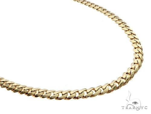 10K Yellow Gold Solid Miami Cuban Link n 30\' 6mm 65.8 Grams 65671 Gold