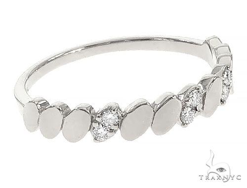 14K White Gold Fashion Ring Anniversary/Fashion