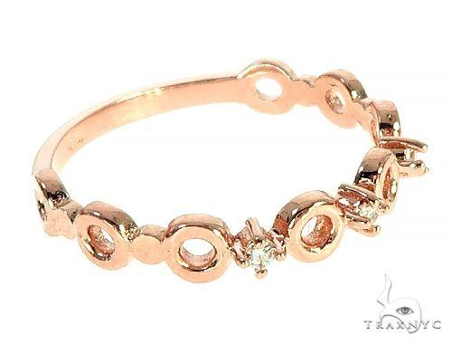14K Rose Gold Fashion Ring 65703 Anniversary/Fashion