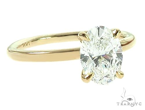 Diamond Engagement Ring 65744 Engagement