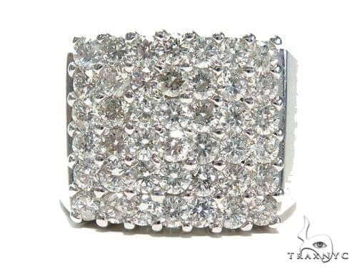 Prong Diamond Ring 65674 Stone