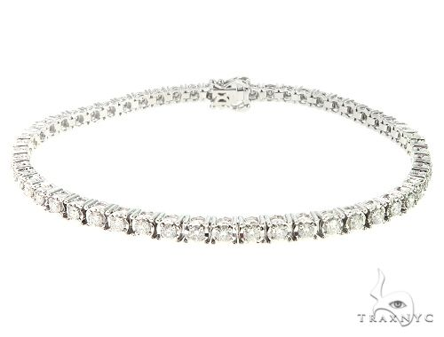Diamond Tennis Bracelet 65874 Tennis