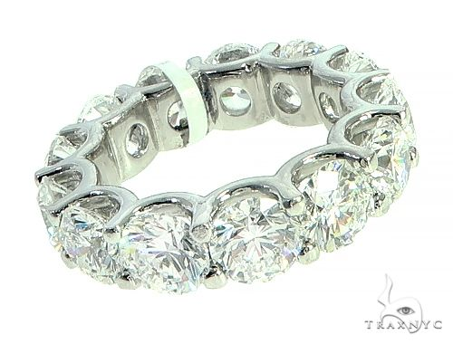 Diamond Eternity Ring 65910 Wedding
