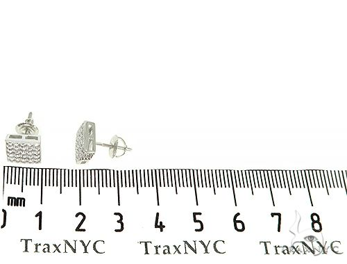 WG Poseidon Earrings Stone