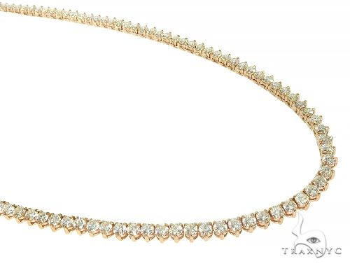 Arctic Iced Chain 18 Inches 3.1mm 28.40 Grams 66003 Diamond