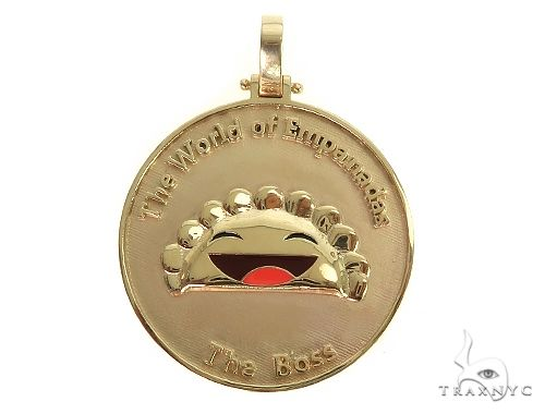 The World of Empanadas Pendant 66105 Metal