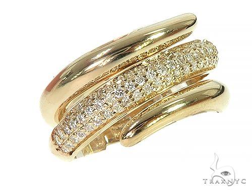 14K Yellow Gold Diamond Fashion Ring 66128 Anniversary/Fashion