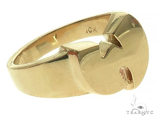 Custom Made Wu-Tang Logo Ring 66135 Metal