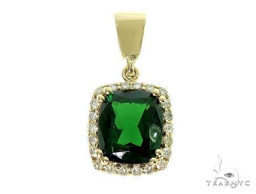 Lepus Diamond Pendant 66306 Metal
