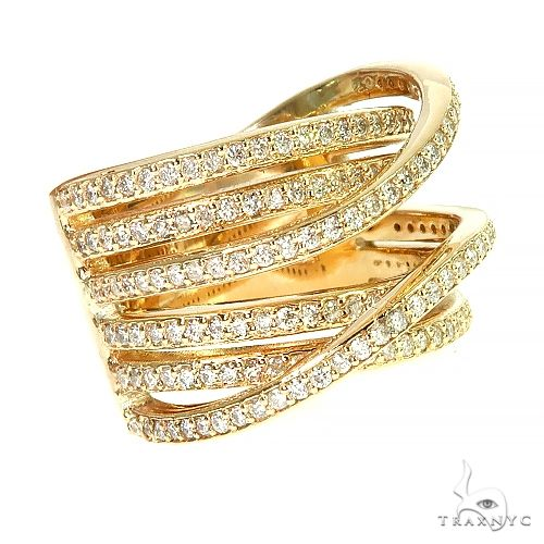 14K Gold Diamond Fashion Ring 66402 Anniversary/Fashion