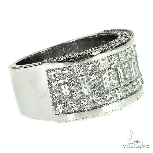 Invisible Diamond Band 66410 Stone