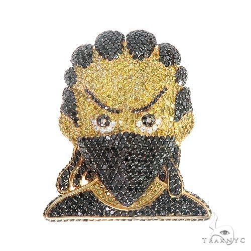 Custom Made Boondock Pendant 66582 Metal