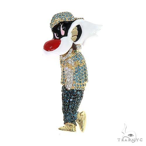 Custom Made Looney Tune Character Pendant 66981 Metal