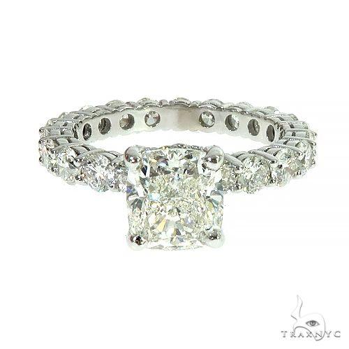 Diamond Engagement Ring 67111 Engagement