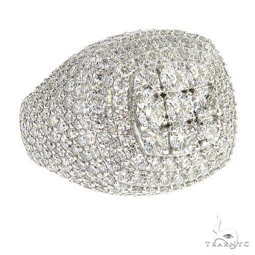 Custom Made Diamond Ring 67160 Stone