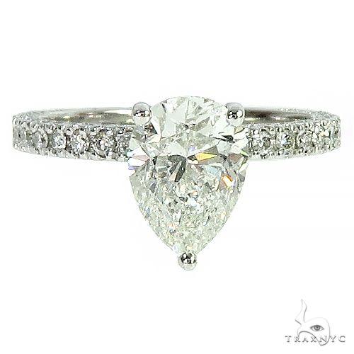 Custom Made Engagement Ring 67188 Engagement