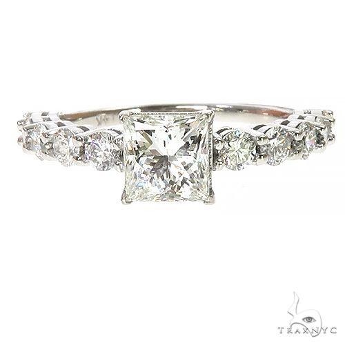 14K Gold Diamond Engagement Ring 67447 Style
