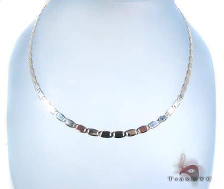 Ladies Kris Necklace Gold