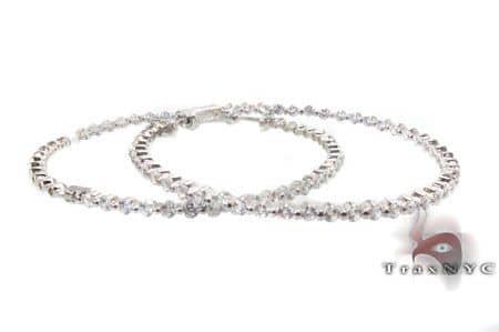 Sterling Silver Hoop Earrings 10 9254 Metal