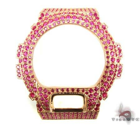10K Ruby G-Shock Case G-Shock
