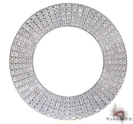 White 6 Row Junior Bezel Watch Accessories