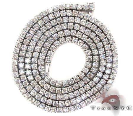 Hustler Chain 33 Inches, 5mm, 84.80 Grams 10206 Diamond