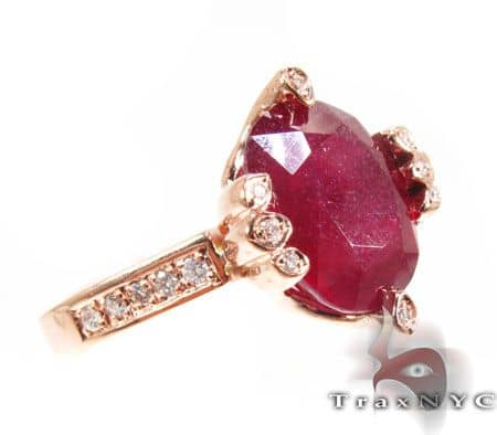 Ruby Paegam Ring Anniversary/Fashion