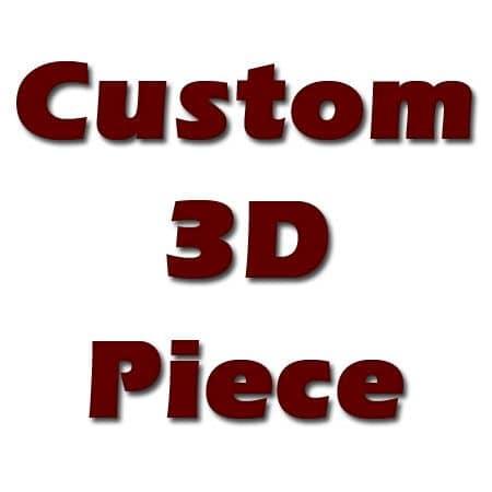 Custom 3D Deposit 10291 Hip Hop Pendants