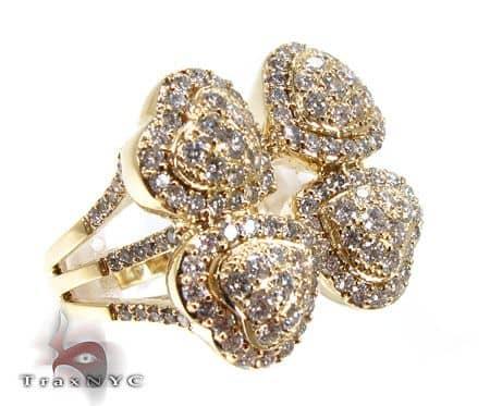 Secret Hearts Ring Anniversary/Fashion