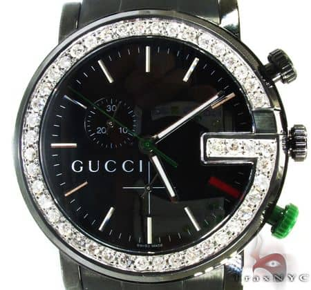 Diamond Gucci Watch Gucci
