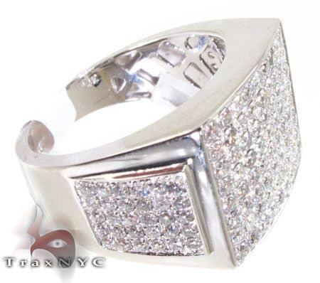 WG Tri-Side Ring Stone