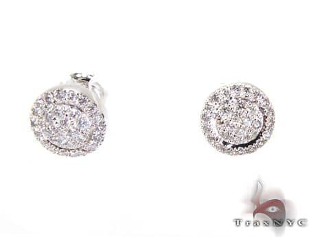 Hermes Earrings 3 Stone