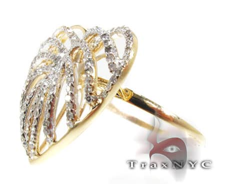 Heart Fountain Ring Anniversary/Fashion