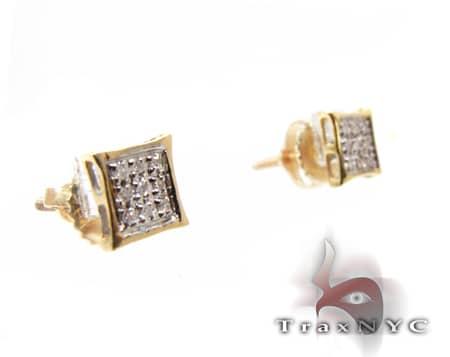 Y.G. Sonata Earrings Stone
