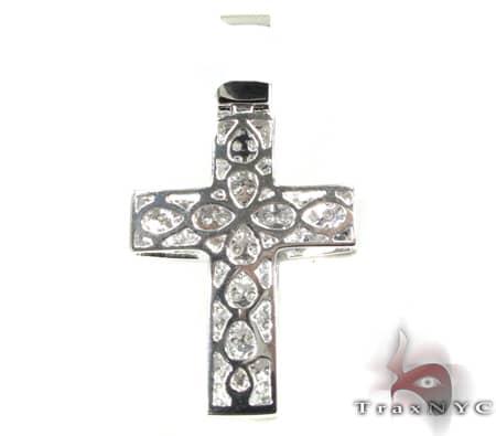 Milano Cross Crucifix 3 Diamond