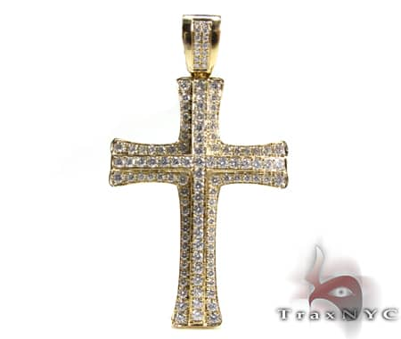 Brazilian Cross Diamond
