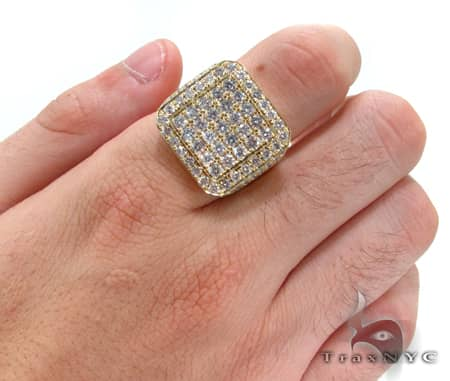 Milano Ring 2 Stone