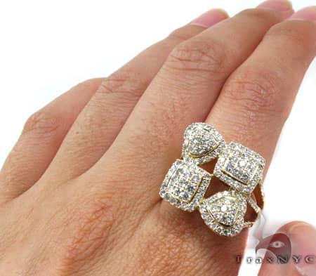 Secret Hearts Ring 3 Anniversary/Fashion
