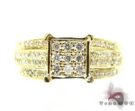 Ladies Master Ring 4 Anniversary/Fashion