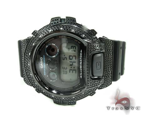 Black Gold G-Shock Case G-Shock