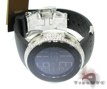 Ladies Black Gucci Watch 2 Gucci