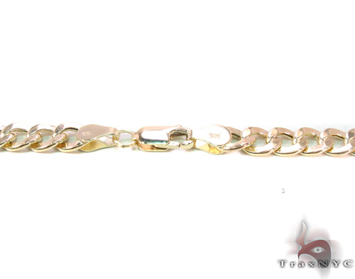 10K Gold Cuban Chain 20 Inches, 6.5mm, 15.60 Grams Gold