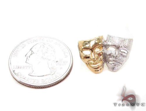 10K Gold Earrigns 34172 Metal