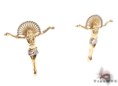 10K Gold Earrigns 34169 Metal