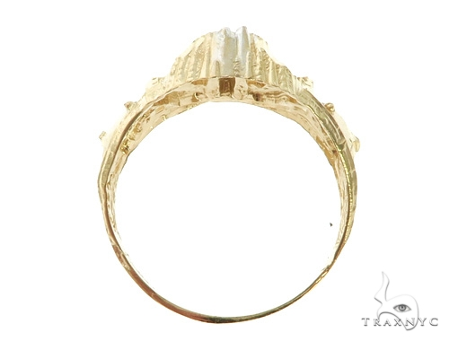 10K Gold Pharaoh Ring 58448 Metal